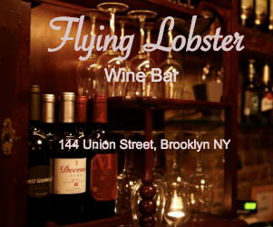 Flying Lobster wine bar